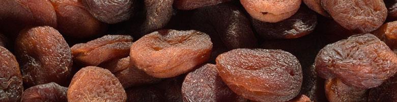 Abrikozen bevatten 1500 mg kalium per 100 gram