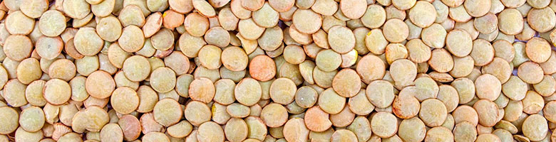 Linzen bevatten 700 mg kalium per 100 gram
